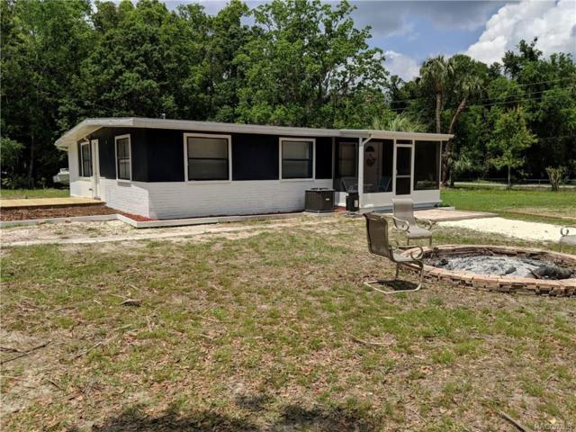 452 NE 13th Terrace, Crystal River, FL 34428 (MLS #772081) :: Plantation Realty Inc.
