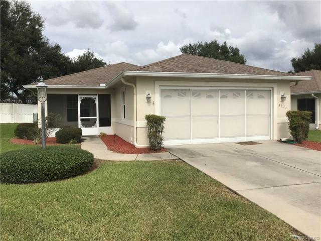 3673 E Eagle Cove Court, Hernando, FL 34442 (MLS #775295) :: Plantation Realty Inc.
