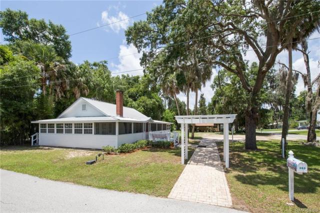 353 NE 2nd Street, Crystal River, FL 34429 (MLS #776836) :: Plantation Realty Inc.