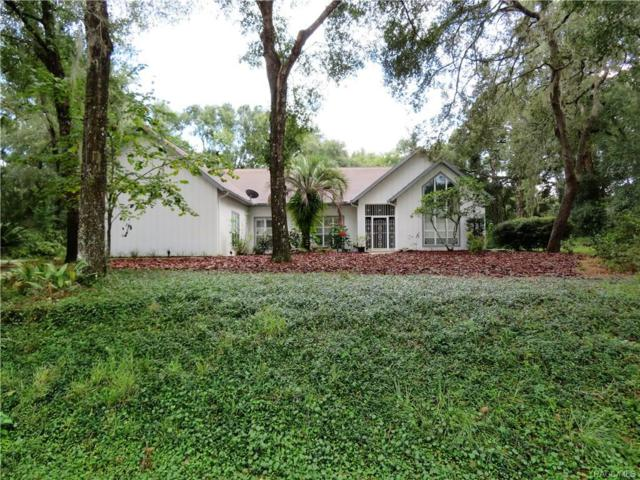 8550 E Sweetwater Drive, Inverness, FL 34450 (MLS #777233) :: Plantation Realty Inc.
