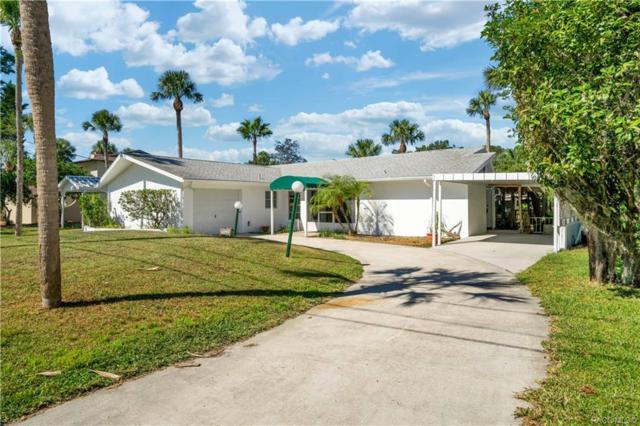 9215 W Harbor Isle Court, Crystal River, FL 34429 (MLS #777801) :: Plantation Realty Inc.
