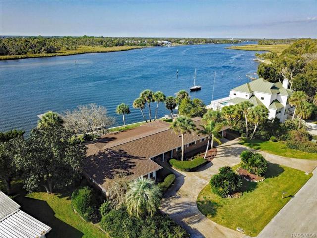 2120 NW 14th Street, Crystal River, FL 34428 (MLS #780818) :: Pristine Properties