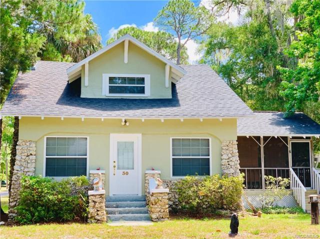 30 63rd Street, Yankeetown, FL 34498 (MLS #783110) :: Pristine Properties