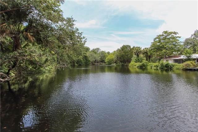 15885 W River Road #19, Inglis, FL 34449 (MLS #783589) :: Plantation Realty Inc.
