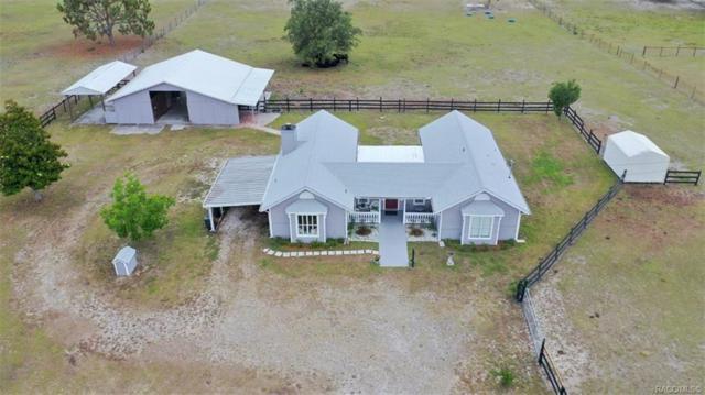 6630 N Paraqua Circle, Crystal River, FL 34428 (MLS #783656) :: Plantation Realty Inc.