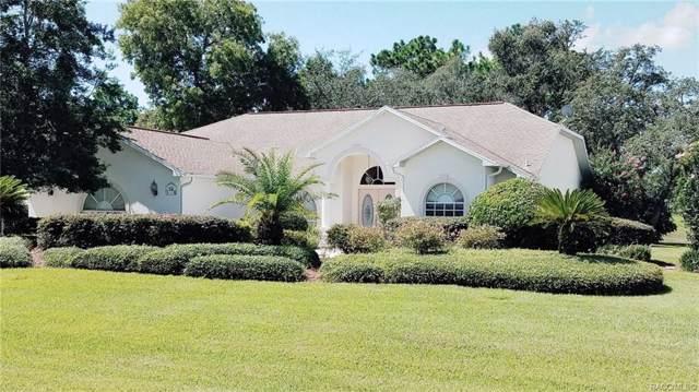 14 Highwood Path, Homosassa, FL 34446 (MLS #784684) :: Plantation Realty Inc.