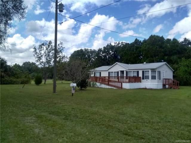 19860 SE 111th Avenue, Inglis, FL 34449 (MLS #786533) :: Pristine Properties