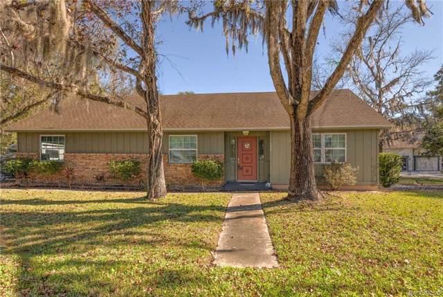 550 NW Magnolia Circle, Crystal River, FL 34429 (MLS #788985) :: Plantation Realty Inc.