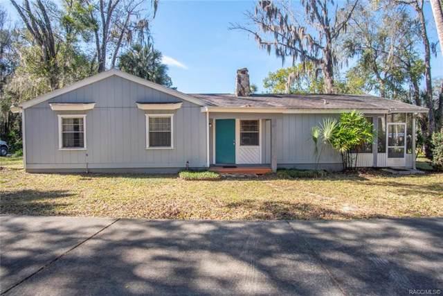 9445 W Spring Cove Road, Homosassa, FL 34448 (MLS #789198) :: Plantation Realty Inc.