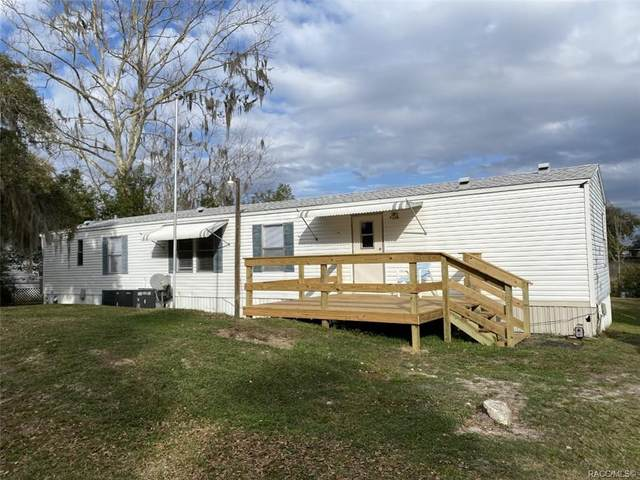 5915 N Tsala Apopka Drive, Hernando, FL 34442 (MLS #789851) :: Plantation Realty Inc.