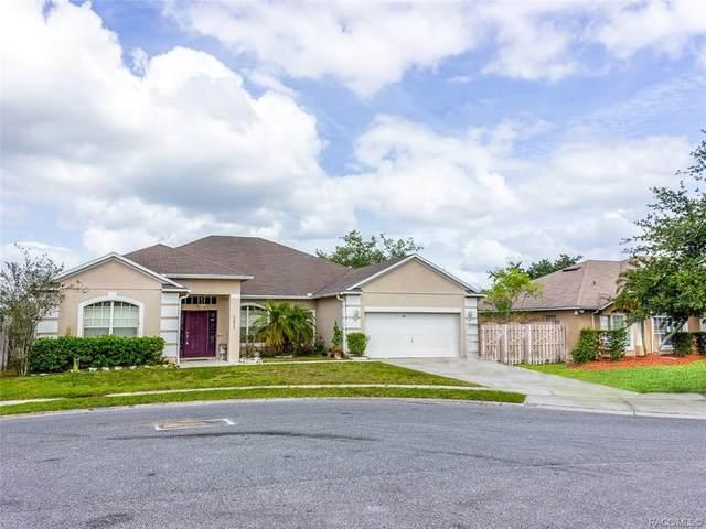 13817 Eagles Glen Court, Orlando, FL 32837 (MLS #792036) :: Pristine Properties