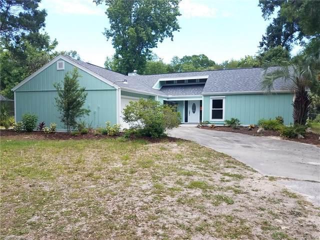 9781 W Halls River Road, Homosassa, FL 34446 (MLS #792221) :: Pristine Properties