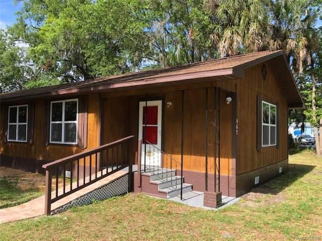 473 NE 2nd Street, Crystal River, FL 34429 (MLS #792238) :: Plantation Realty Inc.