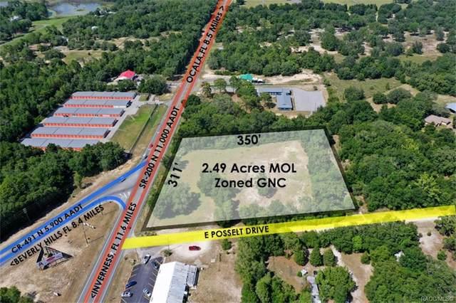 4303 N Hwy 200 Drive, Hernando, FL 34442 (MLS #793033) :: Pristine Properties