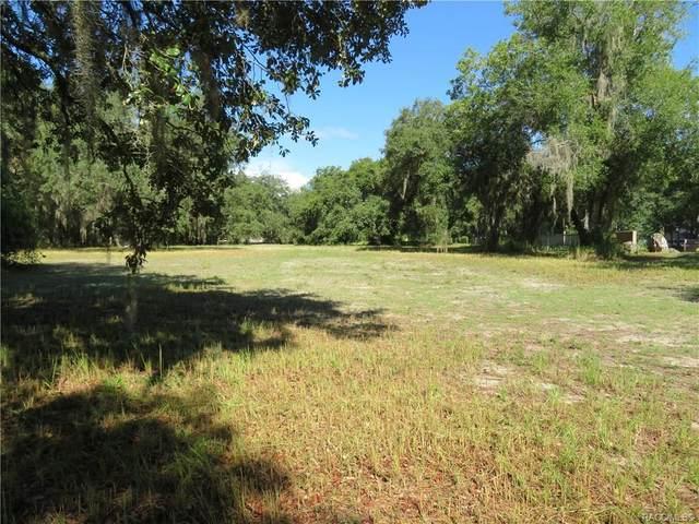 9410 E Moccasin Slough Road, Inverness, FL 34450 (MLS #793685) :: Plantation Realty Inc.