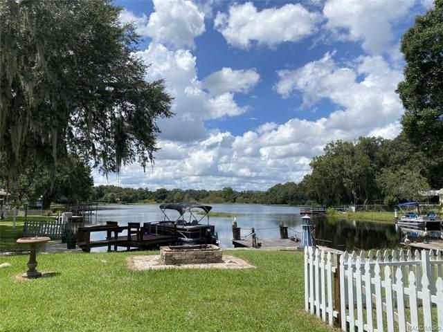 4399 E Lake Park Drive #63, Hernando, FL 34442 (MLS #794365) :: Plantation Realty Inc.