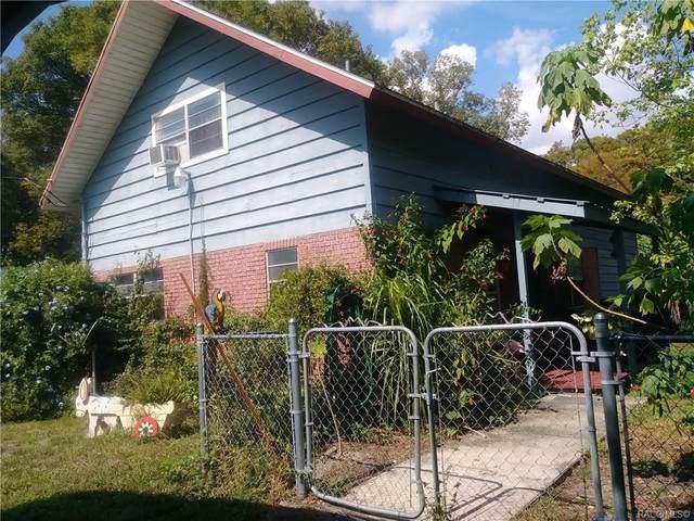 11609 E Salmon Drive, Floral City, FL 34436 (MLS #795735) :: Plantation Realty Inc.