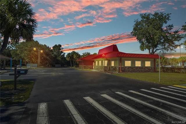 850 SE Us Highway 19, Crystal River, FL 34429 (MLS #796416) :: Plantation Realty Inc.