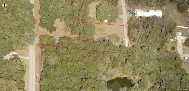 220 N Staff Point, Inverness, FL 34450 (MLS #797052) :: Plantation Realty Inc.