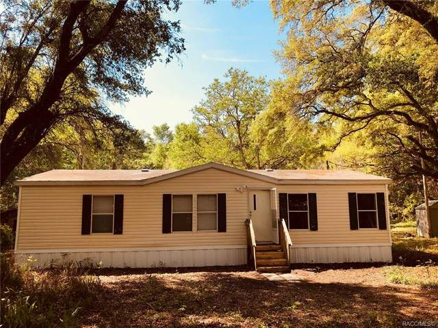 3050 E Dove Court, Inverness, FL 34452 (MLS #799279) :: Plantation Realty Inc.