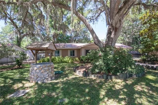 14 Hickory Avenue, Yankeetown, FL 34498 (MLS #801014) :: Plantation Realty Inc.