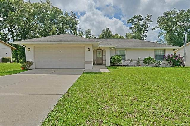 835 Sweet Pine Point, Inverness, FL 34452 (MLS #802043) :: Plantation Realty Inc.