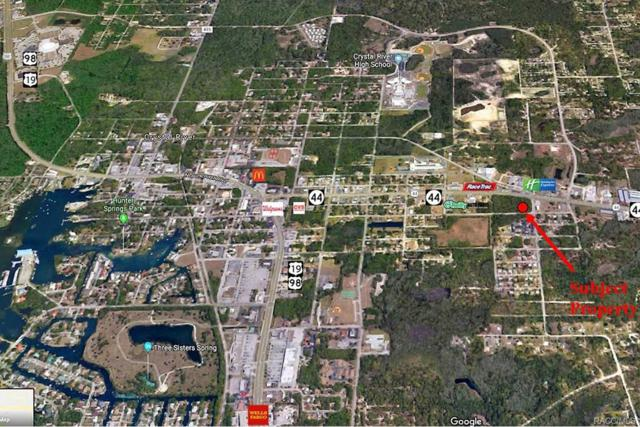 0 W Gulf-To-Lake Highway, Crystal River, FL 34429 (MLS #717863) :: Plantation Realty Inc.