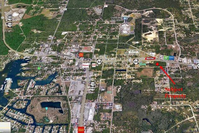0 W Gulf-To-Lake Highway, Crystal River, FL 34429 (MLS #717865) :: Plantation Realty Inc.