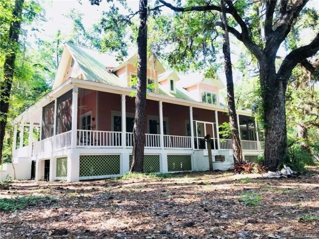 10545 N Silverlake Point, Dunnellon, FL 34434 (MLS #772053) :: Pristine Properties