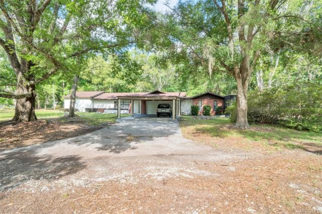 8869 W Spring Cove Road, Homosassa, FL 34448 (MLS #772204) :: Plantation Realty Inc.