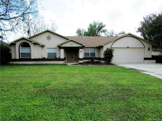 9610 E Baymeadows Drive, Inverness, FL 34450 (MLS #779358) :: Plantation Realty Inc.