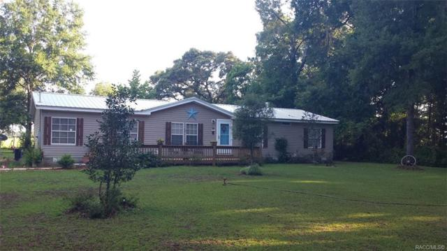 8610 SE 144th Place, Inglis, FL 34449 (MLS #782491) :: Pristine Properties