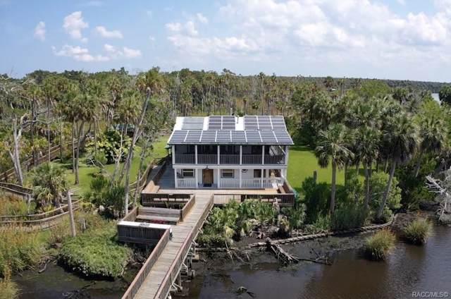 10361 Chassahowitzka River, Homosassa, FL 34447 (MLS #782906) :: Plantation Realty Inc.