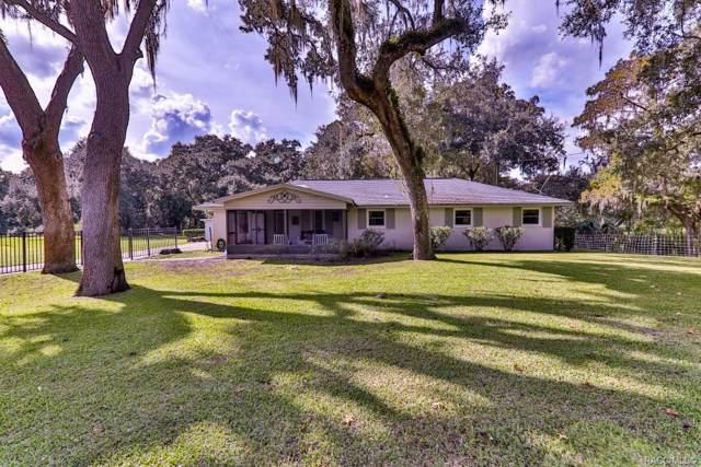 10291 E Trails End Road, Floral City, FL 34436 (MLS #787277) :: Plantation Realty Inc.