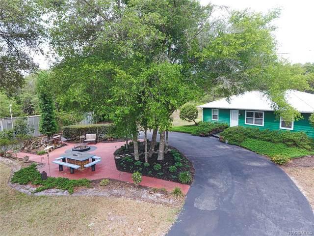 8196 N Wiley Post Way, Hernando, FL 34442 (MLS #802033) :: Plantation Realty Inc.