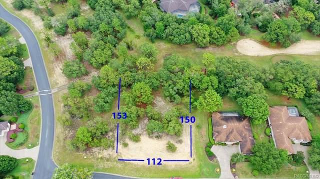 2785 N Carnoustie Loop, Lecanto, FL 34461 (MLS #804126) :: Plantation Realty Inc.