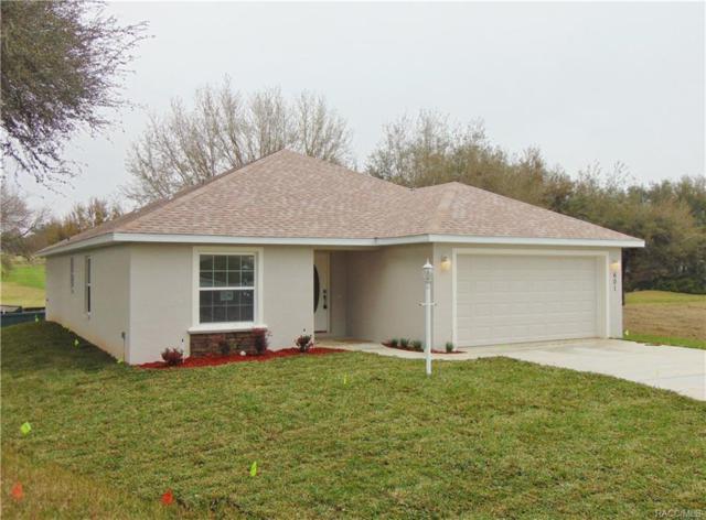 601 W Player Path, Beverly Hills, FL 34465 (MLS #762870) :: Plantation Realty Inc.