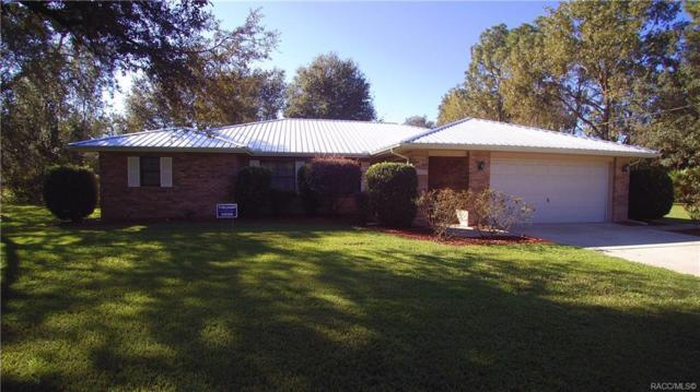 6114 W Stormy Lane, Homosassa, FL 34448 (MLS #777151) :: Plantation Realty Inc.