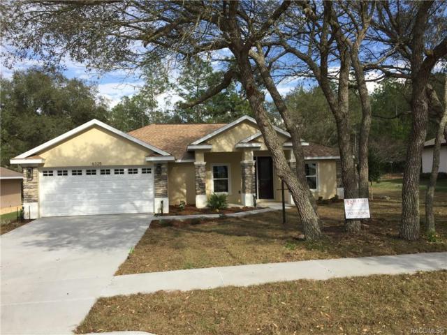 6325 N Whispering Oak Loop, Beverly Hills, FL 34465 (MLS #778646) :: Plantation Realty Inc.