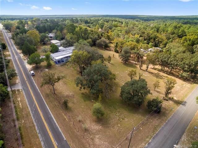 1036 S Bea Avenue, Inverness, FL 34452 (MLS #786865) :: Plantation Realty Inc.