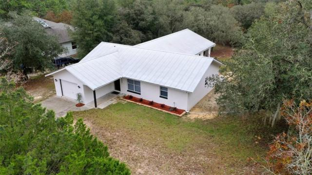 1656 E Bismark Street, Hernando, FL 34442 (MLS #776145) :: Plantation Realty Inc.