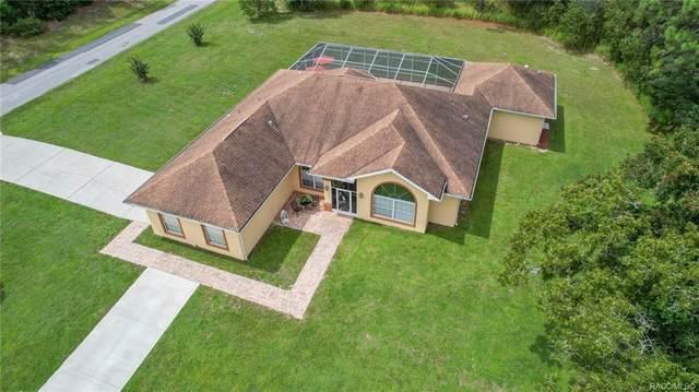 1543 W Pinehill Drive, Beverly Hills, FL 34465 (MLS #805649) :: Plantation Realty Inc.