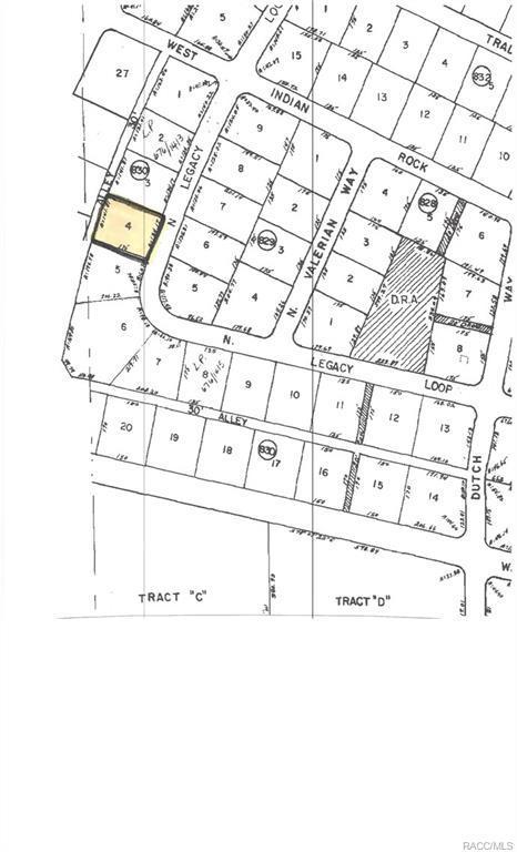 8420 N Legacy Loop, Citrus Springs, FL 34433 (MLS #770496) :: Plantation Realty Inc.