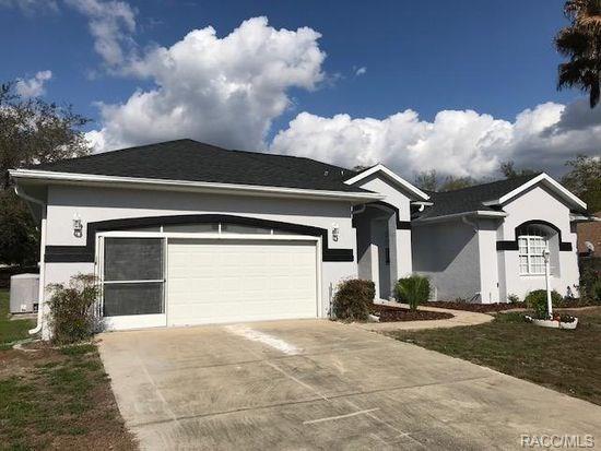 409 W Crestmont Court, Beverly Hills, FL 34465 (MLS #771276) :: Plantation Realty Inc.