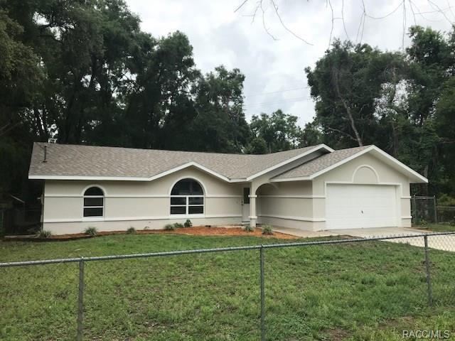 6110 E Wingate Street, Inverness, FL 34452 (MLS #772097) :: Plantation Realty Inc.