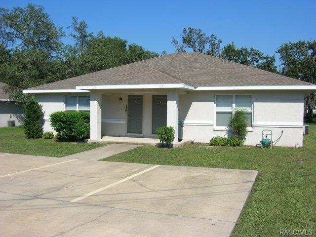 1165 Tiger Point, Lecanto, FL 34461 (MLS #774129) :: Plantation Realty Inc.