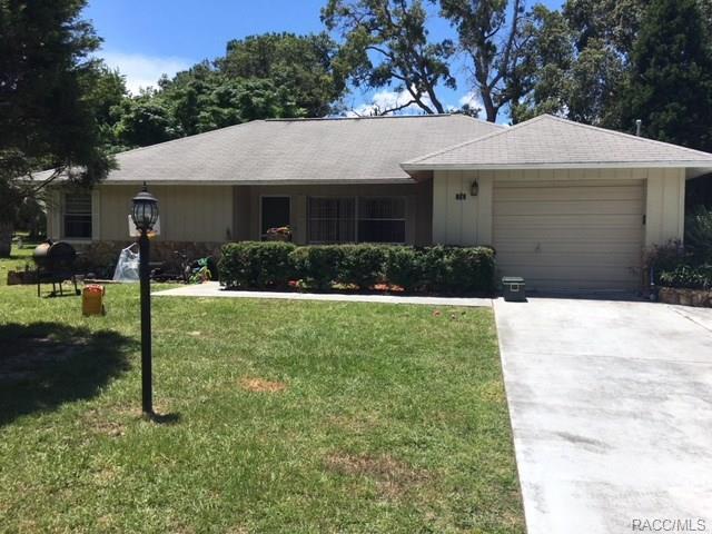 56 New Florida Avenue, Beverly Hills, FL 34465 (MLS #774443) :: Plantation Realty Inc.