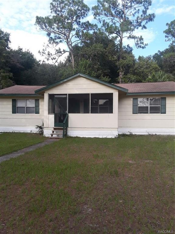 2565 N Reynolds Avenue, Crystal River, FL 34428 (MLS #774529) :: Plantation Realty Inc.
