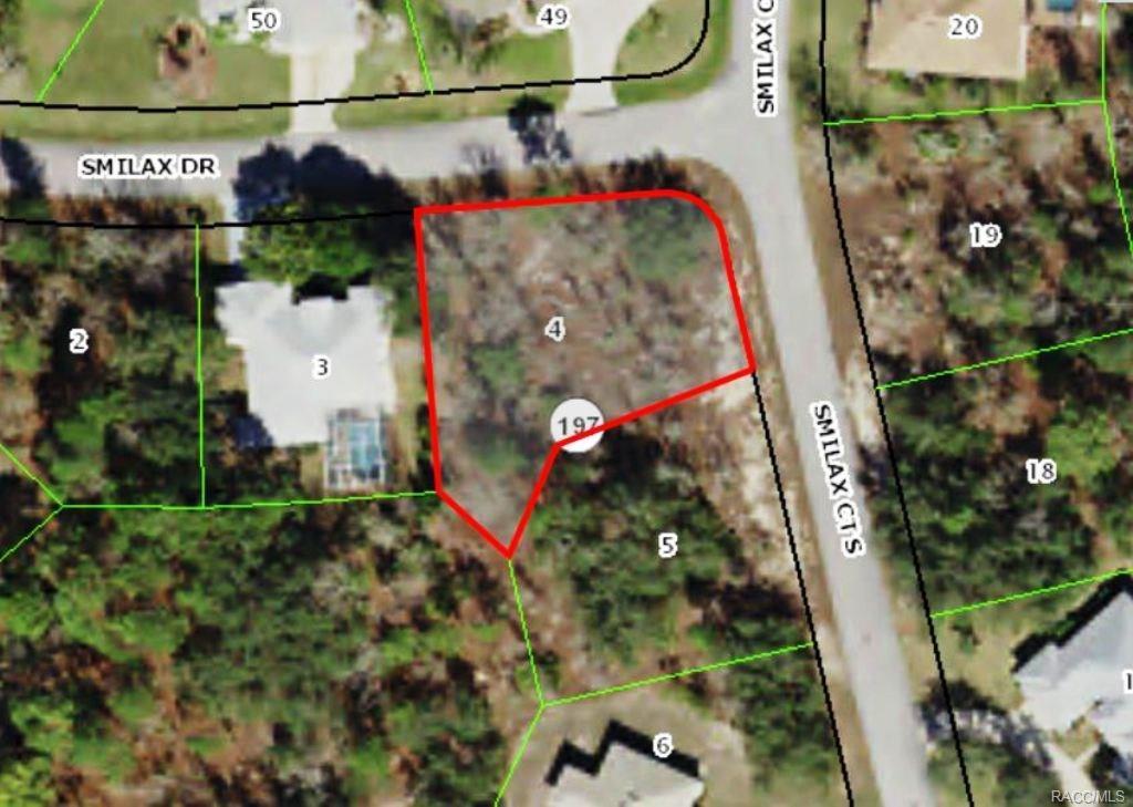 Homosassa Florida Map.1 Smilax Court S Homosassa Fl 34446 Mls 775440 Plantation