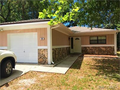 20 Golfview Drive, Homosassa, FL 34446 (MLS #775969) :: Plantation Realty Inc.
